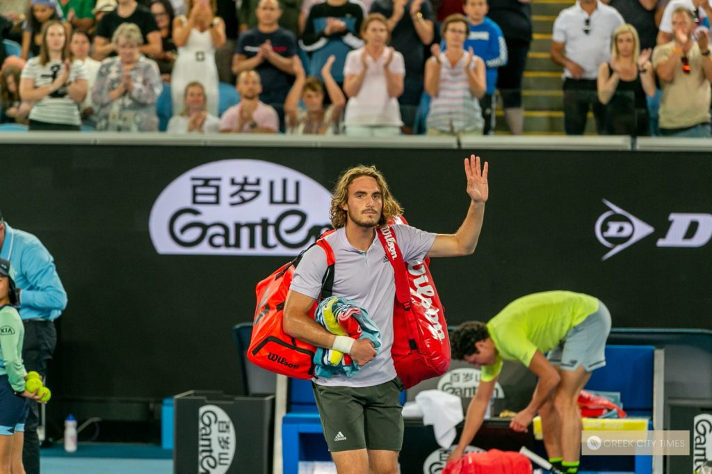 Greek Top seed Stefanos Tsitsipas' Australian Open journey comes to an end (PICS) 24