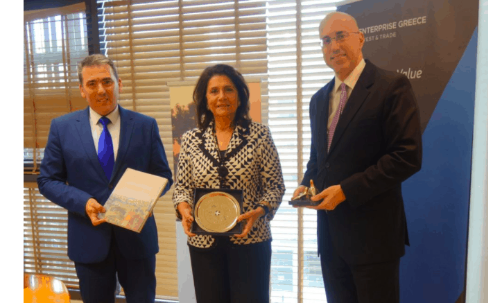 Ionian island products get enterprising boost for world markets 1