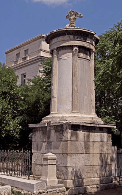 The Lysicrates Monument