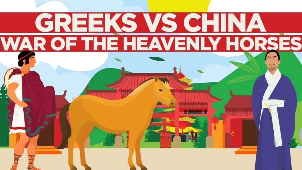 greece and china