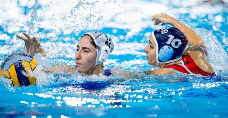 Women's national water polo