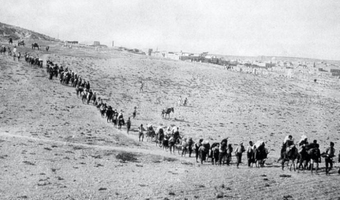 GREEK GENOCIDE IN TURKEY