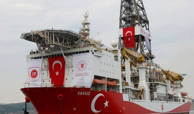 Turkish vessel to start gas exploration off Greek island of Crete 17