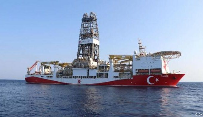 turkey illegal drilling