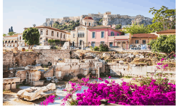 Athens named Europe's second 'Best Destination for 2020' 1