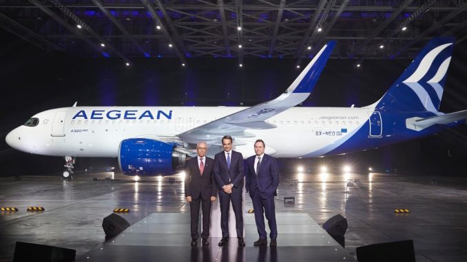 AEGEAN AIRLINES NEWS A320