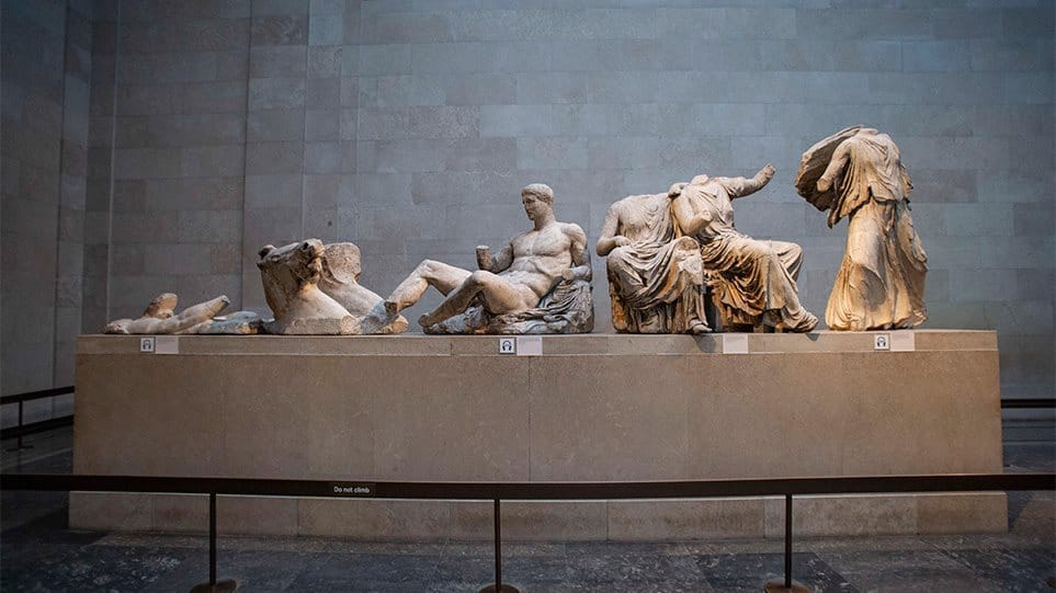 PARTHENON SCULPTURES
