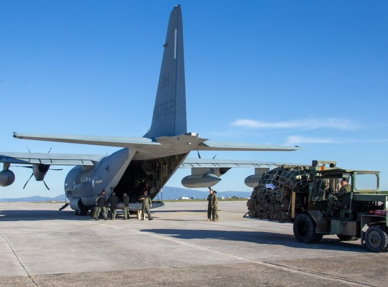 Greek Military Strengthens US-French Alliances after completion of 'Alexander the Great 2020' Military Exercise 3