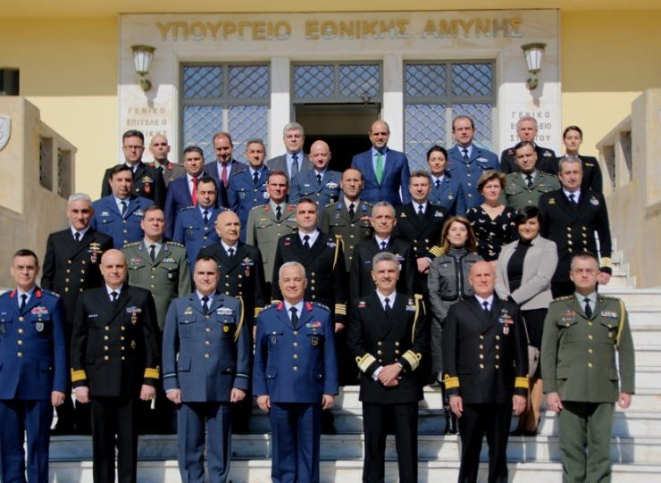 Greek and Turkish military leadership