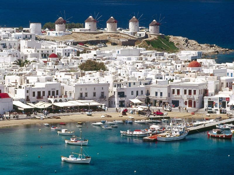 GREEK ISLANDS