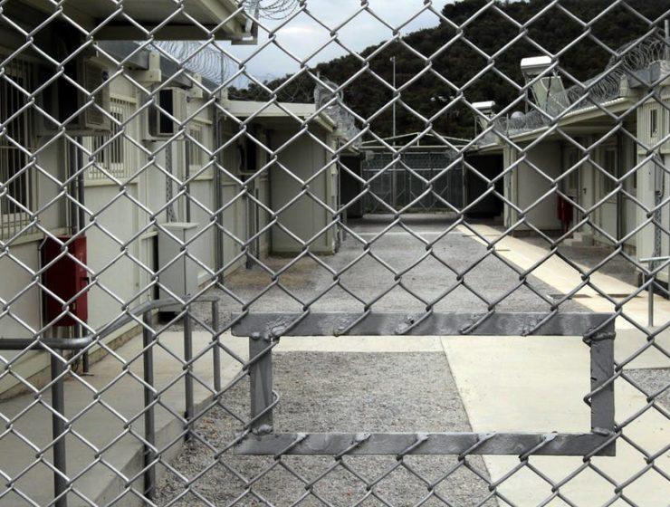 DETENTION CENTRES GREECE