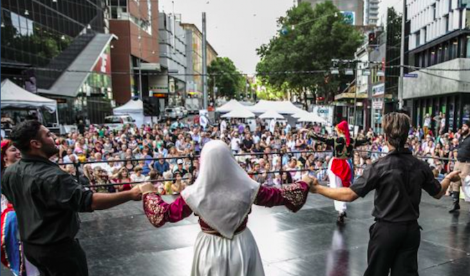 Greek Festival set to take over the Streets of Melbourne this weekend 1