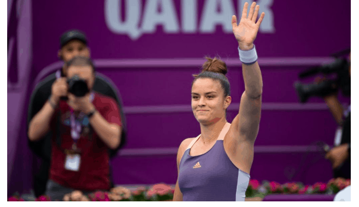 Greece's Maria Sakkari breaks into Top 20 WTA Rankings 1