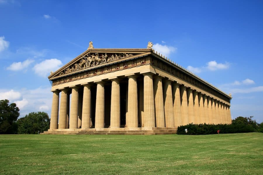 PARTHENON TENNESSEE