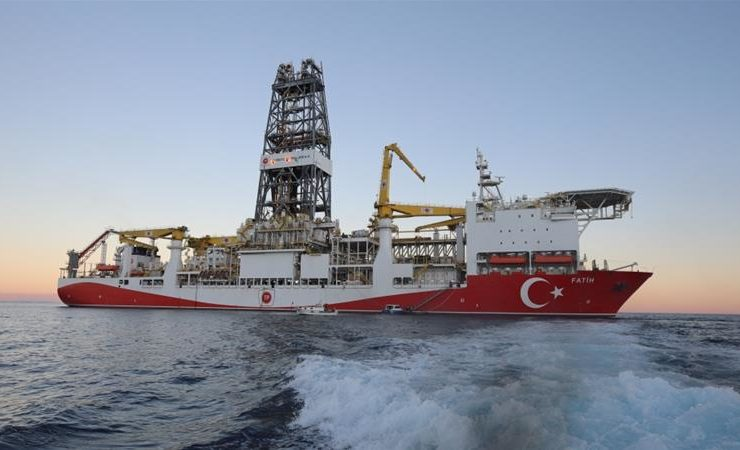TURKISH DRILLSHIP