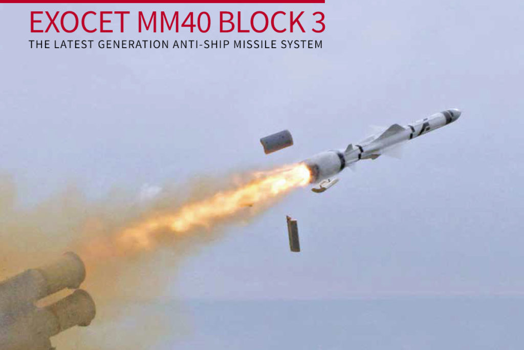 Cyprus signs €240 mln French exocet missiles contract 3