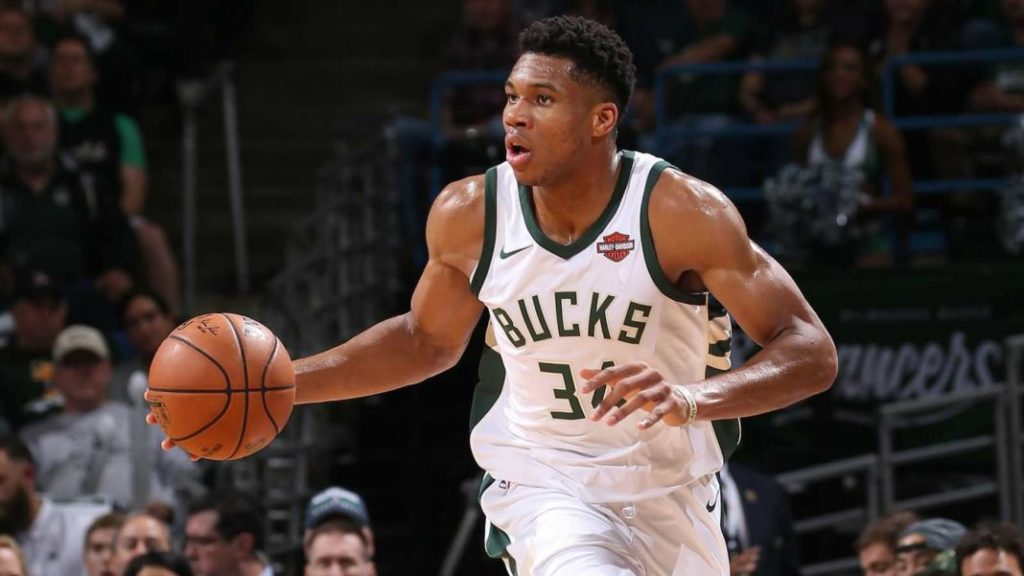 Giannis and Family to Donate $100000 to Fiserv Forum Staff