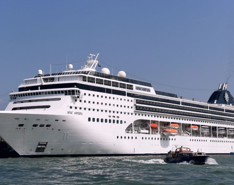 MSC Opera cruise ship coronavirus