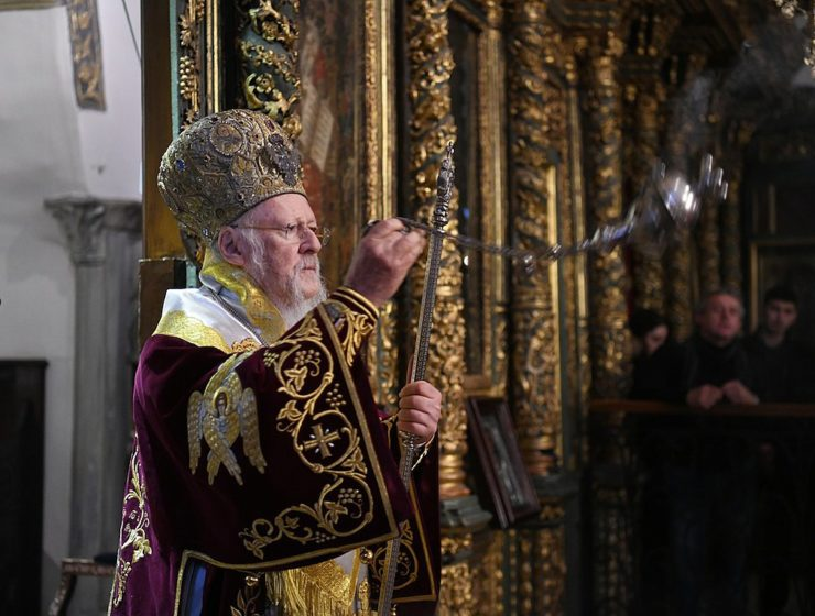 The Holy and Great Synod of the Ecumenical Patriarchate of Constantinople