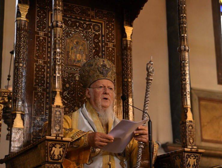 Ecumenical Patriarchate Communique regarding Coronavirus