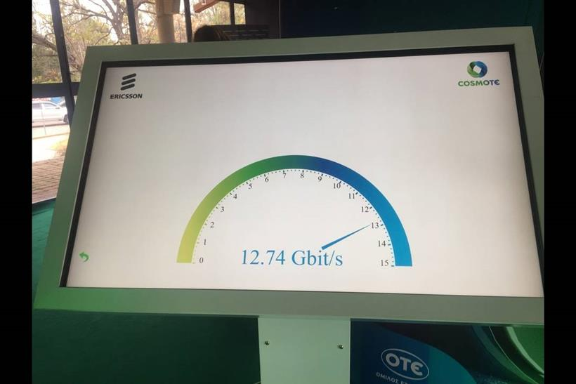 Ericsson wins exclusive 5G contract with Cosmote Greece 2