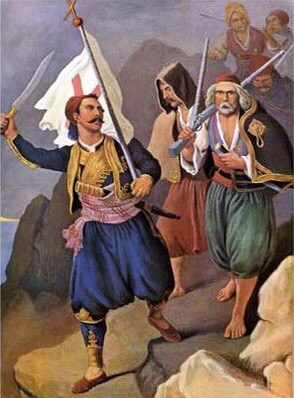 Battle of Kalamata took place on 23 March 1821