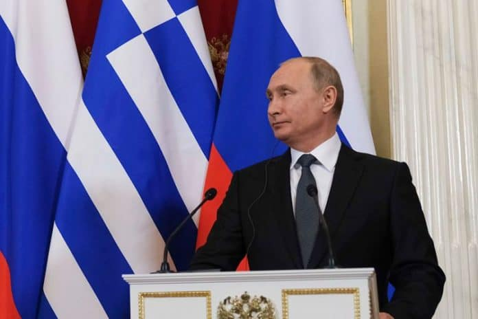 Russia congratulates Greece on Independence Day