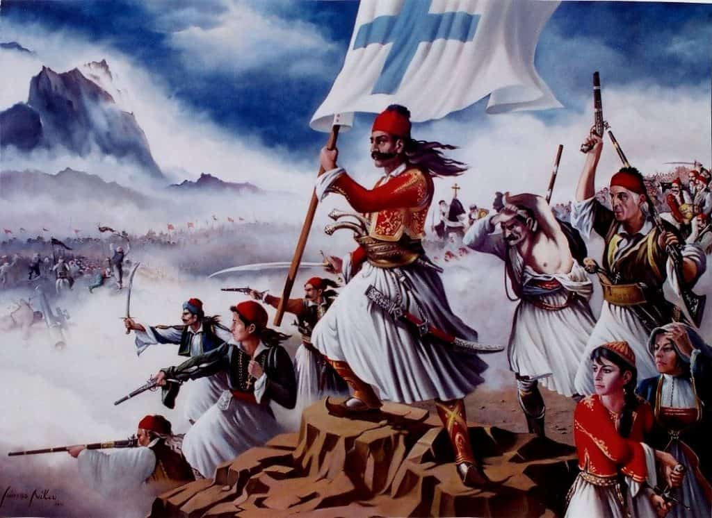 Today Greece celebrates a national hero hero while Turkey celebrates the genocider of Greeks 5