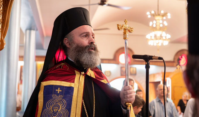 His Eminence Makarios