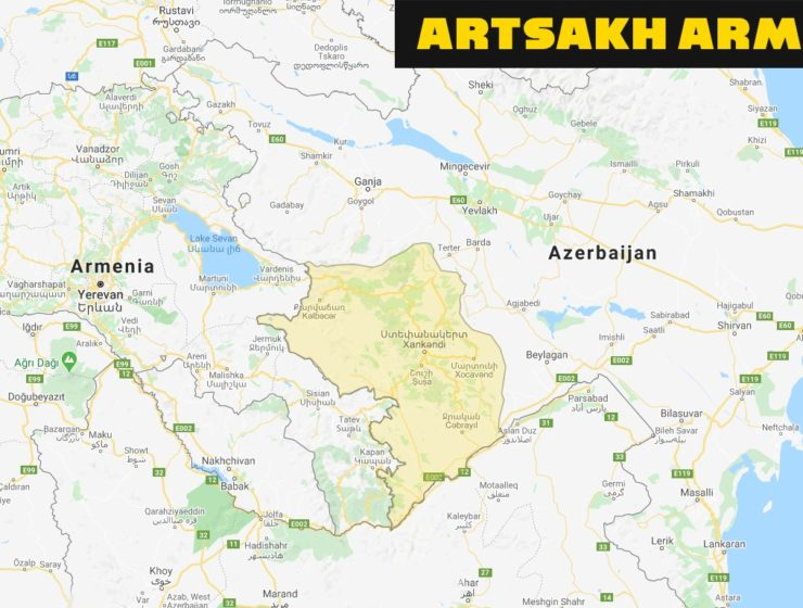 iLiveMap shows Artsakh as part of Armenia and Donbass as Russia 4