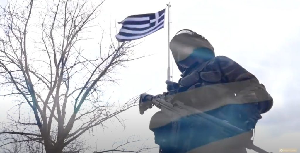 Greek military release video of operation against Turkey's asymmetric invasion attempt (VIDEO) 2