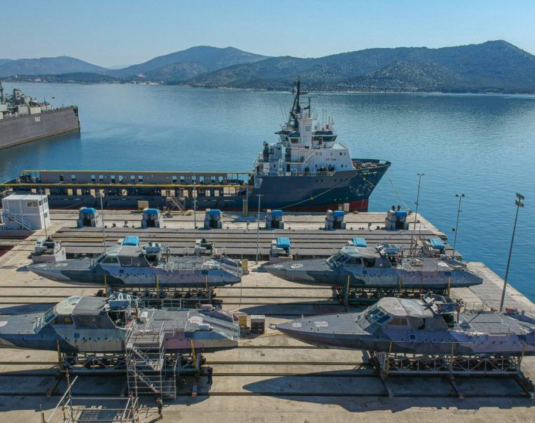 Five new additions to the Hellenic Navy fleet 3