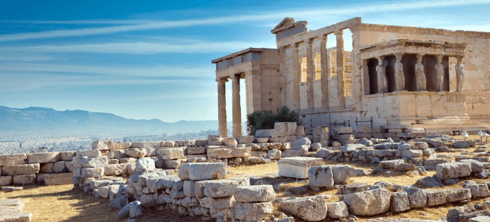 Greece's archaeological sites
