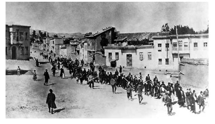 April 24: Remembering the Armenian Genocide