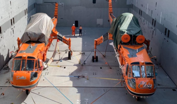 Two Erickson helicopters set to arrive in Greece ahead of this year's fire season 3