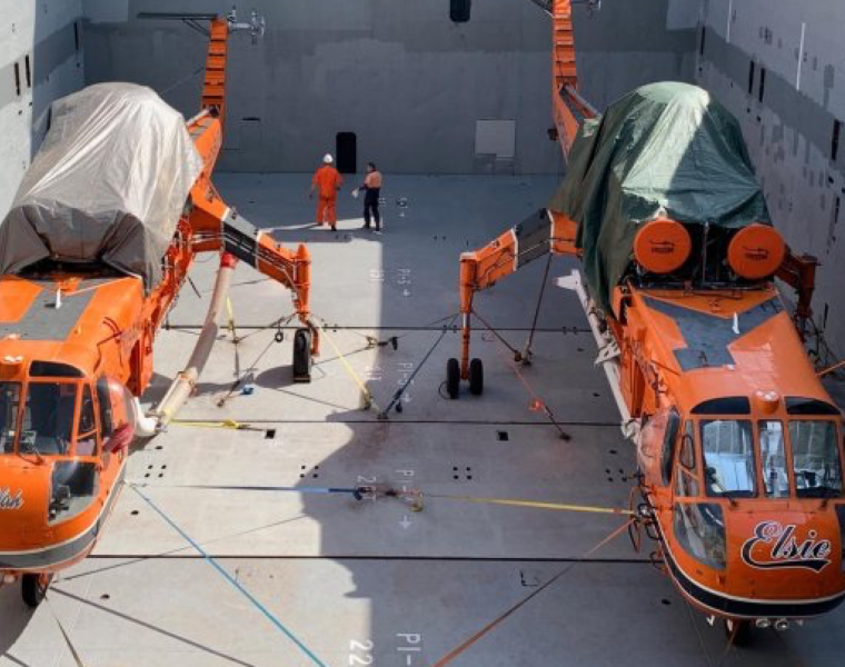 Two Erickson helicopters set to arrive in Greece ahead of this year's fire season 32