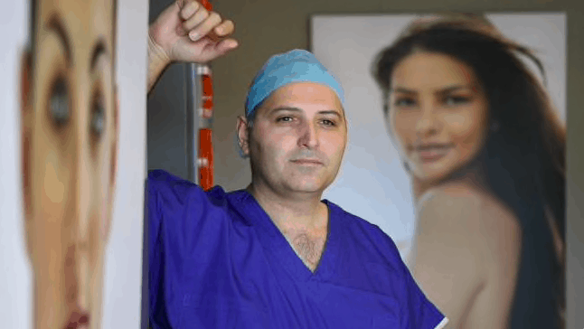 Greek beauty and plastic surgeon Dr. Tim Papadopoulos
