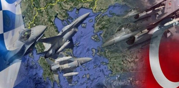 Turkey's goal of military conflict with Greece