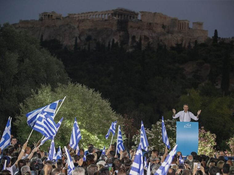 Greek PM: I am proud of the patience shown by the citizens during coronavirus restrictions 3