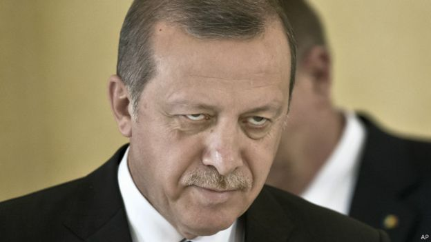 "Greek and Armenian ""terrorists""! Wild comments by Erdoğan, but is he Greek himself? 15"
