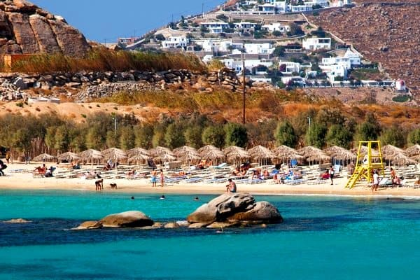 What are the top 5 nudist beaches in Greece? 10