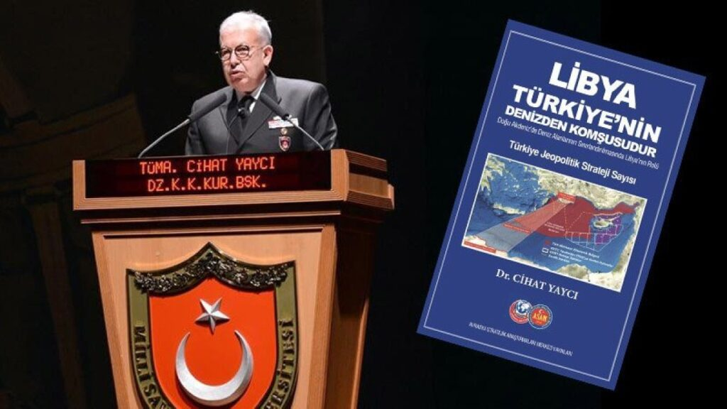 """Mastermind of """"Blue Homeland"""" to steal Greek maritime space resigns 2"""