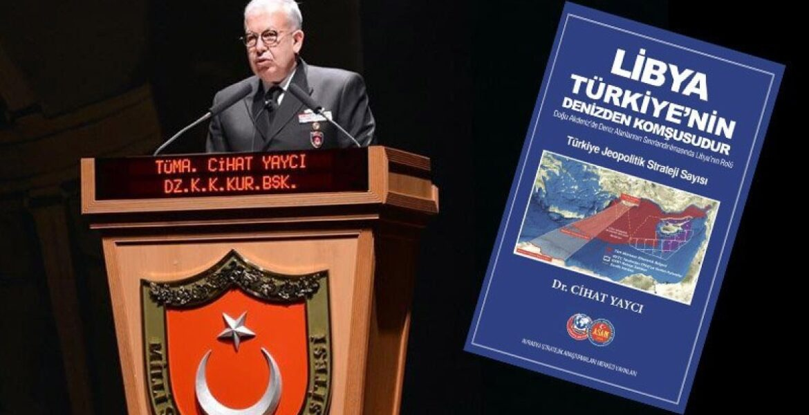 """Mastermind of """"Blue Homeland"""" to steal Greek maritime space resigns 1"""