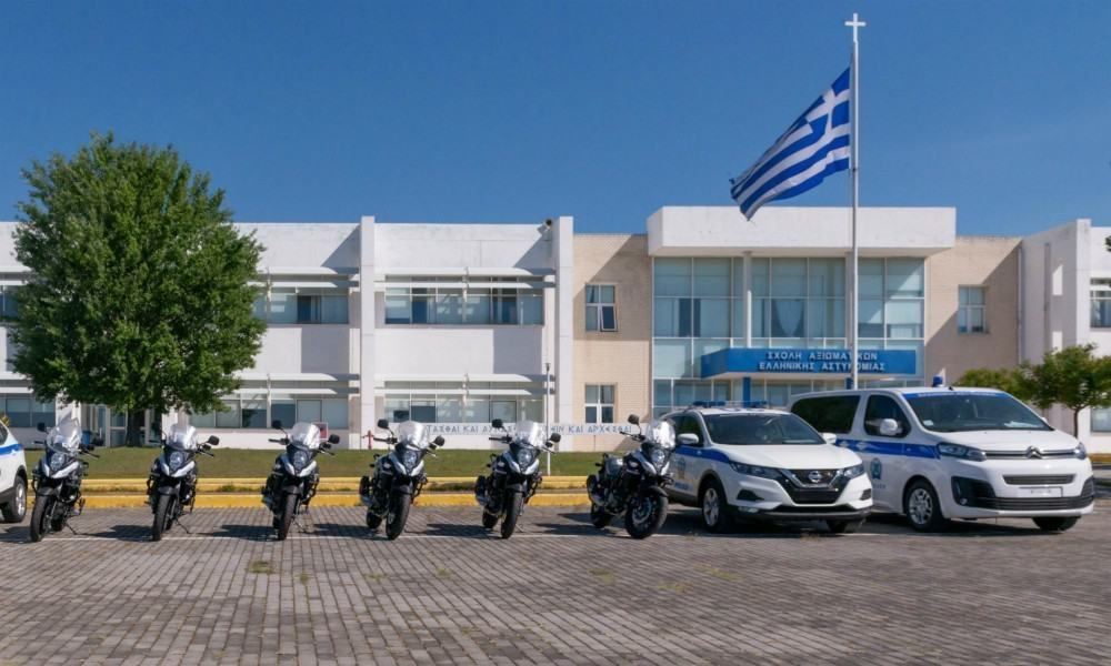 See the new vehicles of the Hellenic Police 3
