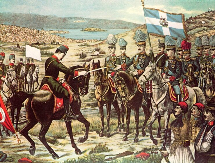 May 30, 1913: Southern Epirus, Macedonia and Aegean islands unify with Greece from Ottoman Empire 12