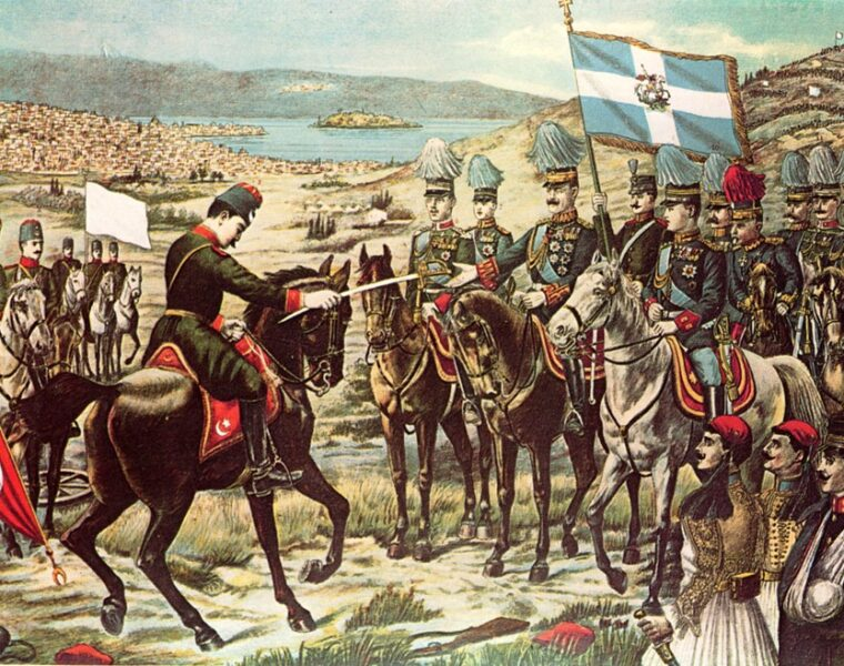 May 30, 1913: Southern Epirus, Macedonia and Aegean islands unify with Greece from Ottoman Empire 10