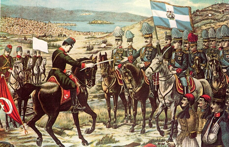 May 30, 1913: Southern Epirus, Macedonia and Aegean islands unify with Greece from Ottoman Empire 1
