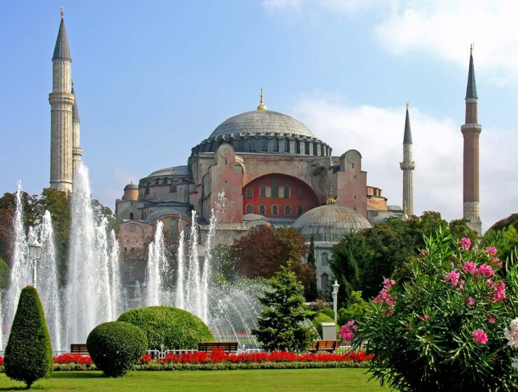 Is it only a matter of time until Turkey converts Hagia Sophia into a mosque? 19