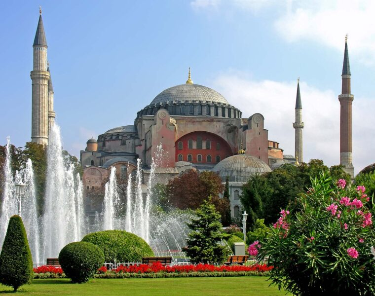 Is it only a matter of time until Turkey converts Hagia Sophia into a mosque? 5