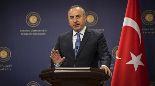 Turkish FM announces borders are open for illegal migrants to go to Greece 27